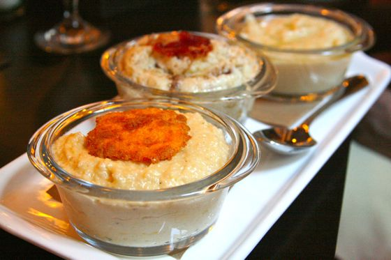 Gravy's Famous Grits... Three Ways